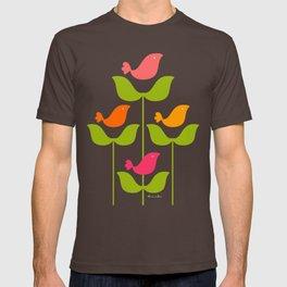 birds 3 T-shirt
