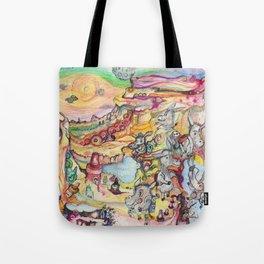 Grand Cranyon Tote Bag