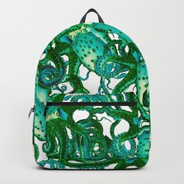 Riptide_weeds Backpack