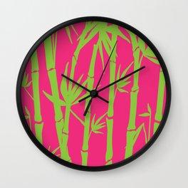Pitaya Kane Wall Clock