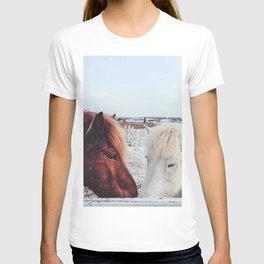 Shy kiss T-shirt