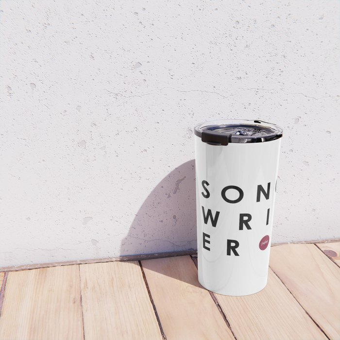 Songwriter Travel Mug