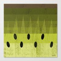 kiwi Canvas Prints featuring Kiwi by Kakel
