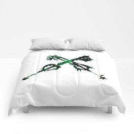 Dual Wield Comforters
