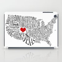 colorado iPad Cases featuring Colorado by Taylor Steiner