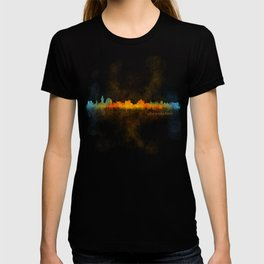 Jerusalem City Skyline Hq v4 T-shirt