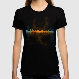 Jerusalem City Skyline Hq v4 T-shirt