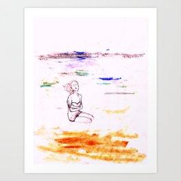 Untitled 1ne Art Print