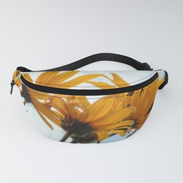 Yellow Daisies Fanny Pack