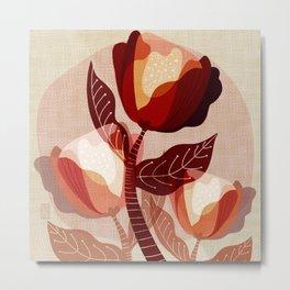 Floral Reverie no.1 Metal Print