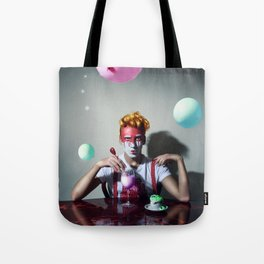 Tea? Tote Bag