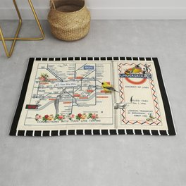 You Like This in London Rug