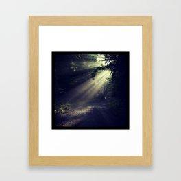 Isolationist Framed Art Print