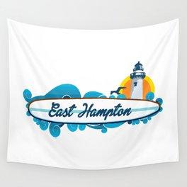 East Hampton - Long Island. Wall Tapestry