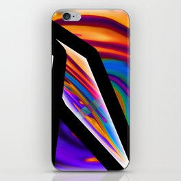WHOOPS ONE OF THOSE FUNKY NIGHTS iPhone Skin