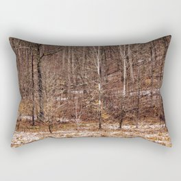 ohio woods Rectangular Pillow