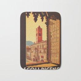 Old Ascoli Piceno Bath Mat