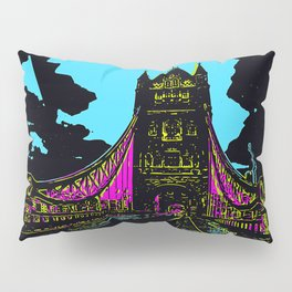 London Bridge Pillow Sham