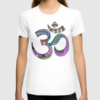 ohm T-shirts featuring Ohm by Ilse S