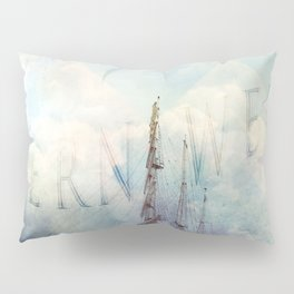 fernweh for distant lands [expedition to Galapagos] v2 Pillow Sham