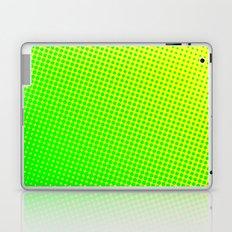 80's grade green Laptop & iPad Skin