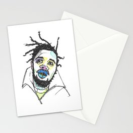 Rapper-a-day project | Day 5: Ol' Dirty Bastard Stationery Cards