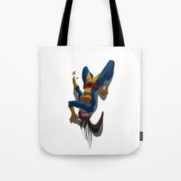 Shadowcat Tote Bag