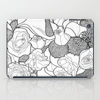 tapestry iPad Cases featuring Tapestry by Madame Mim