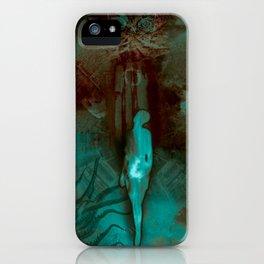 """The Gate"" Dark Surrealism iPhone Case"