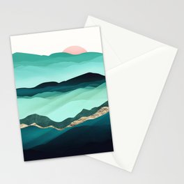 Summer Hills Stationery Cards