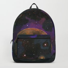 Planets in space Backpack