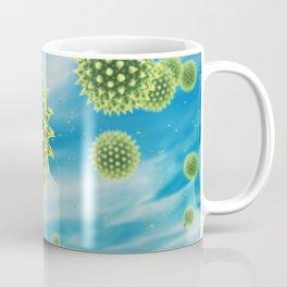 Pollen allergy Coffee Mug