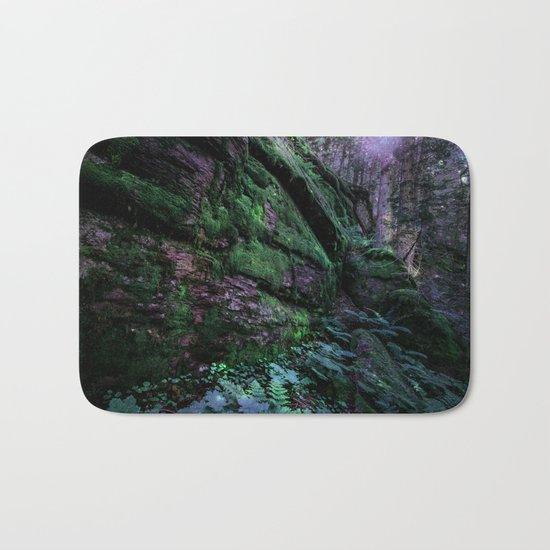 Enchanted Forest Wall (Where the Fairies Dwell) Bath Mat