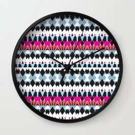Mix #442 Wall Clock