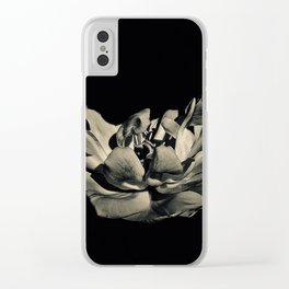 Floating In Darkness...Our Essence Unburdened Clear iPhone Case