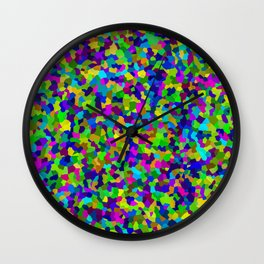 Phosphorus cow Wall Clock