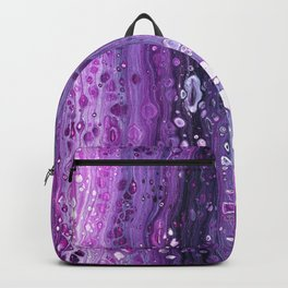 Under The Purple Sea Backpack