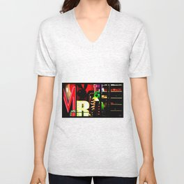 Window Shopping Unisex V-Neck