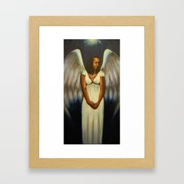 Angel 1 Framed Art Print