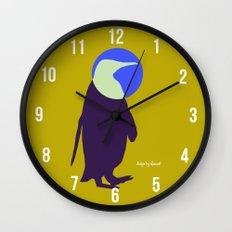 PENGUIN POP Wall Clock