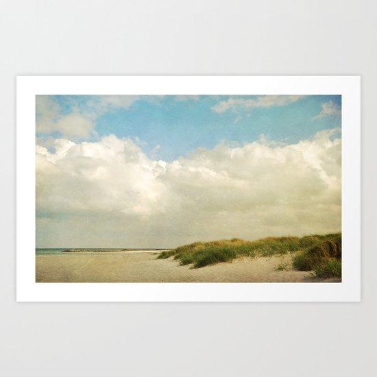 Baltic Sea impression Art Print