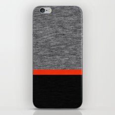 Athletic Grey iPhone & iPod Skin