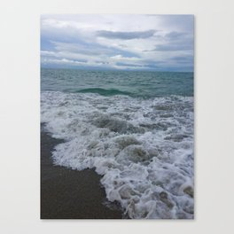 Ocean in Motion - Panama Canvas Print