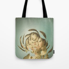Another Portrait Disaster · Casandra 2 Tote Bag