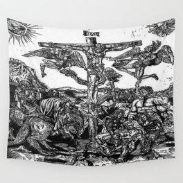 Hemmorrhage Wall Tapestry