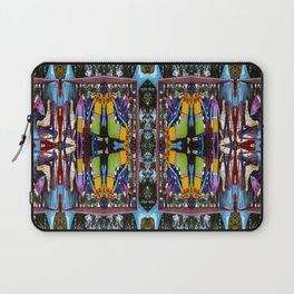 Colorful Unity In Africa Laptop Sleeve