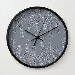 Enza 3 Wall Clock
