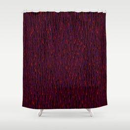 Globular Field 5 Shower Curtain