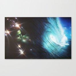 'Liquid Lust' Canvas Print