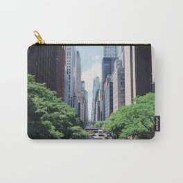 New York Street Carry-All Pouch